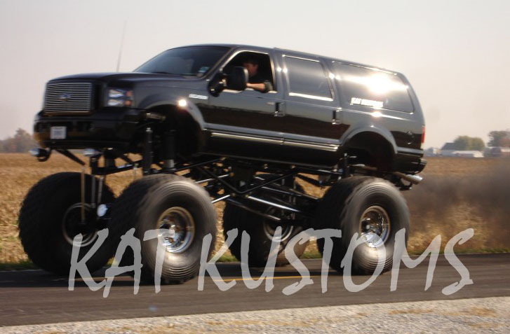 Welcome to Stazworks Extreme Offroad Customer's Rigs Page!